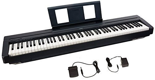 Best Keyboards for Beginners: Yamaha P45