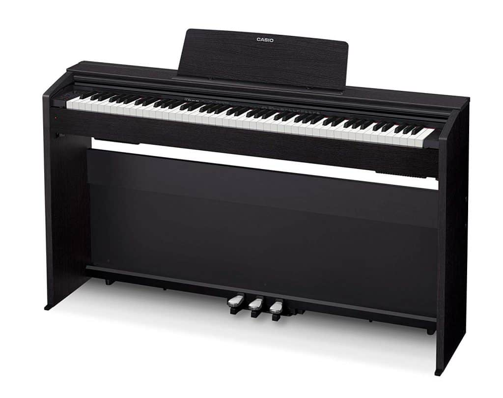 Casio Privia PX-870 Digital Piano - Black