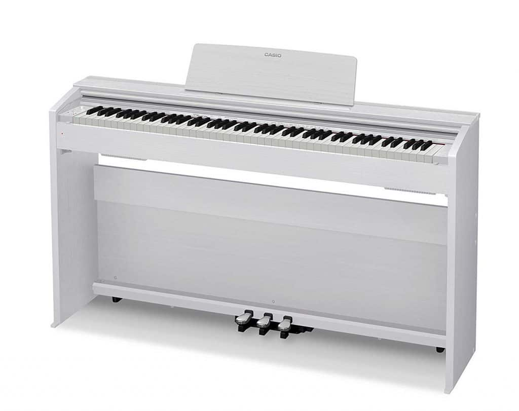 Casio Privia PX-870 Digital Piano - White