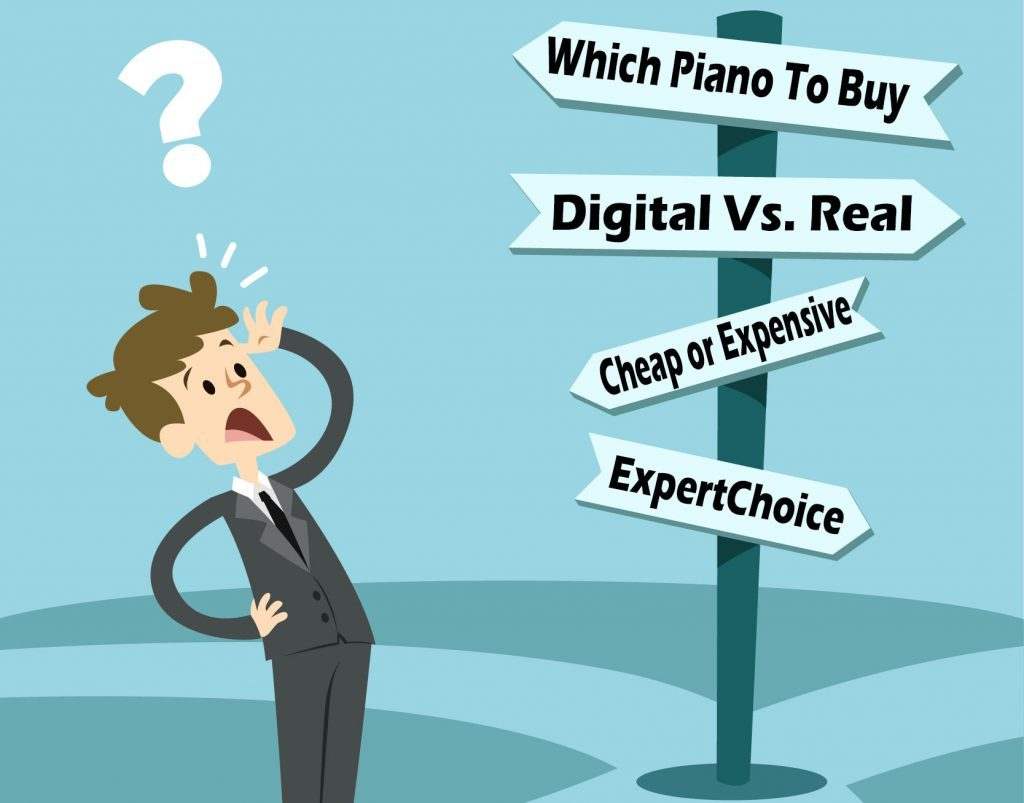 digital piano reviews - which piano to buy?